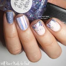 lynnderella magic fairy stars swatches and nail art will paint