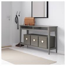 Hemnes Sofa Table Black Brown Table Surprising Hemnes Console Table Black Brown Ikea Tables Uk