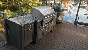 outdoor kitchen cabinets outdoor kitchen manufacturers of distinction naturekast