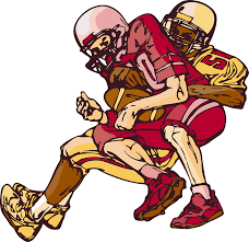 nfl football helmets coloring page clip art library