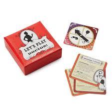 Let U0027s Play Doctor Game Stocking Stuffer Gifts Popsugar