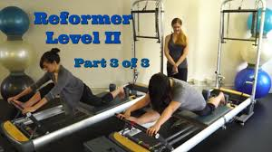 Exercise Upside Down Chair Upside Down Pilates Reformer Level Ii Part 3 Of 3 Youtube