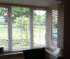 Cost Of Wooden Blinds Bedroom The Best 25 Bay Window Blinds Ideas On Pinterest Windows