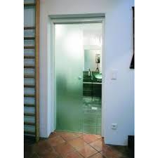 eclisse sliding glass pocket door system single door kit