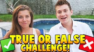 Challenge Bfvsgf Bfvsgf True Or False Challenge