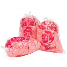 cotton candy bags wholesale paragon 7850 cotton candy bags with imprint of 1000