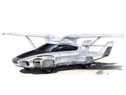 ebay watch taero flying car concept techeblog