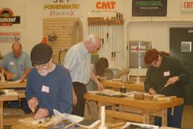 American Woodcrafters Supply Greenville Intro To Woodcarving Class Mary May Woodcarver