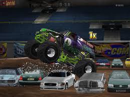 monster truck video for monster jam screenshots neoseeker