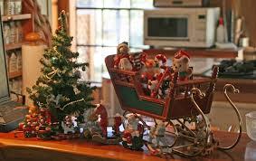 sleigh decoration decorations
