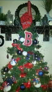 boston sox tree topper by jewlsbasement on etsy