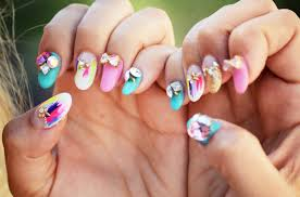 mr kate japanese salon 3d nail art and ootd