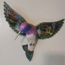 Gorgeous 20 Hummingbird Wall Decor Design Ideas Pergola Decor