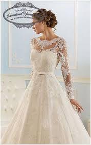 robe de mari e dentelle manche longue rode de mariee organza avec dentelle sans manches robe de mariée
