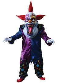 scary costumes for kids scary clown costumes costumes fc