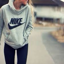 can u0027t go wrong with a sweatshirt and leggings my style my