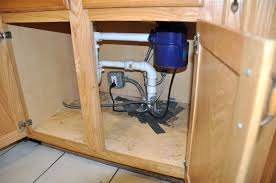 Leak Under Sink by Replacing Drain Pipes Under Kitchen Sink 2017 How To Install
