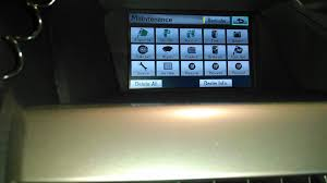 park place lexus oil change lexus rx350 service reminders navigation screen by froggy youtube