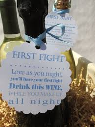 personalized wine poem tags bridal shower by ourlittleprints