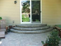 curved front steps front steps railing landscape traditional with