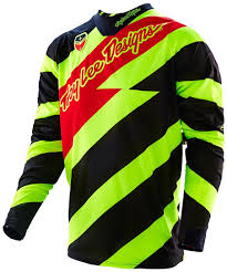 jersey motocross troy lee designs adventure pants troy lee designs se caution