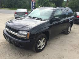 chevrolet trailblazer 2008 buy 2008 chevrolet trailblazer lyndonville vt easy autos