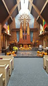 49 best queens images on pinterest brooklyn queens new york and transfiguration church decorated for the fall