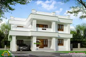 Flat Roof House Designs