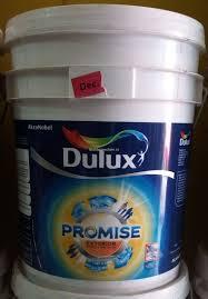 dulux promise exterior paint emulsion 20ltr white buildwarestore in