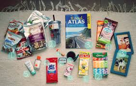 travel gift basket pocketful of pretty road trip kit the golden gift giving