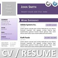 Resume Powerpoint Template 10 Best Resume Cv For Powerpoint Images On Pinterest Resume Cv