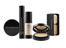 type of makeup mineral makeup by youngblood