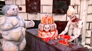 Halloween Cake Competition by Vitac Offline Captions Halloween Wars