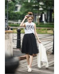 where to buy tulle skirt charming tulle midi skirt for casual party ideas
