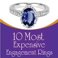 the wedding ring in the world 10 most expensive and beautiful engagement rings beyonce