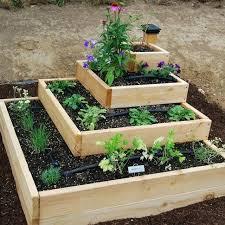 Raised Vegetable Garden Layout Best Garden Layout Design Raised Vegetable Garden Layout Plans