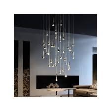 italia design studio italia design suspension led design drop light