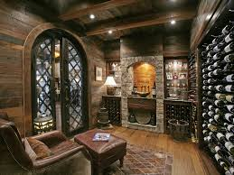 45 custom luxury wine cellar designs with photo of contemporary