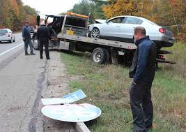 grand haven tribune 1 hurt in 3 car i 96 crash