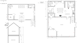 studio guest house floor plans studio400 tiny guest house plan 61custom contemporary