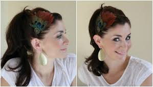 headband ponytail 21 ways to upgrade your ponytail ma nouvelle mode