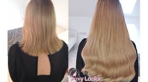 foxy locks hair extensions how to clip in extensions for hair
