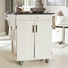 stone countertops white kitchen island cart lighting flooring