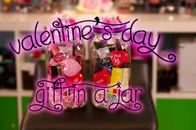 Homemade Valentine Gifts For Him by Diy Valentine U0027s Day Gift In A Jar For Him U0026 Her Youtube