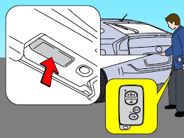 how to change which toyota prius hsd doors unlock 3 steps