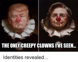 Creepy Memes - the onlycreepy clowns ite seen identities revealed creepy meme on