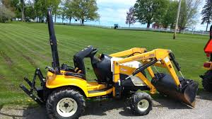 2006 cub cadet 5234d compact tractor and loader priced under