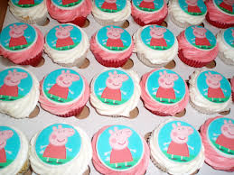 peppa pig cupcakes cake tales notorious p i g delights by cynthia
