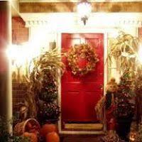 thanksgiving front porch decorations divascuisine