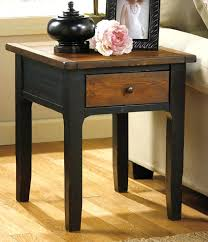 Small Black Accent Table Small Black Side Table With Drawers Round Coffee Accent Lower